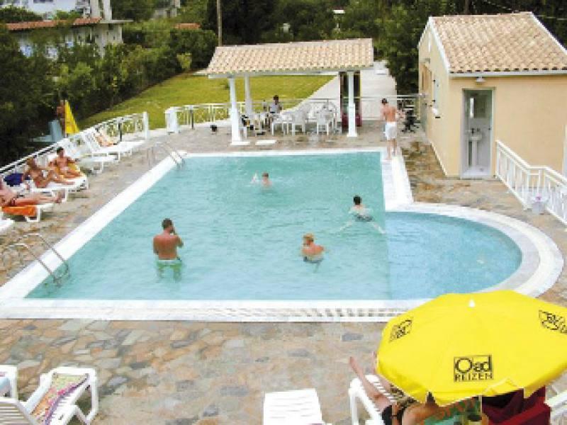 Appartementen Dimitra - Gouvia - Corfu
